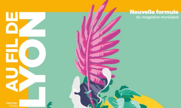 Série #Lyon écolo. Le nouveau périodique municipal lyonnais  (2e couche) passé au scanner