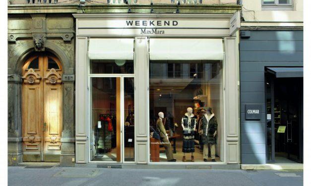 Weekend Max Mara. La mode (in)carnet