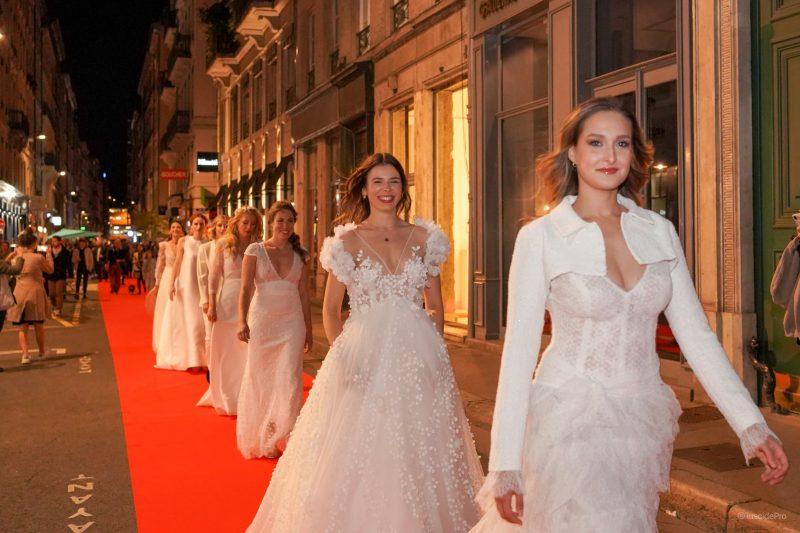 Lyon. La Rue Auguste Comte a déroulé le tapis rouge pour Max Chaoul